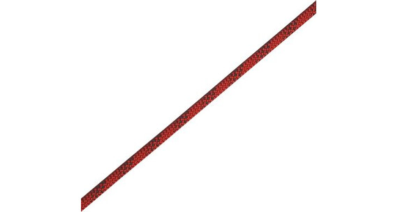Mammut Performance Static 10,5 mm (pris per meter) Red/Black
